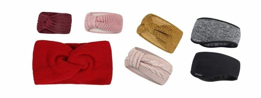 Stirnbänder für Damen